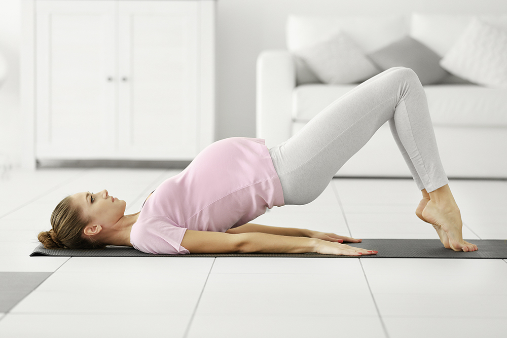 Aufbau und Aufgaben der Beckenbodenmuskulatur